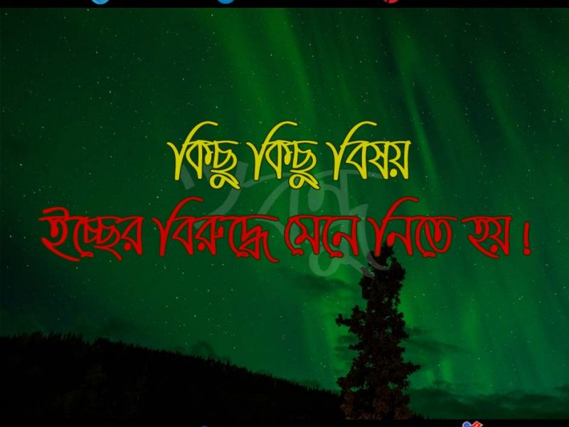 Icche   Bangla Quotes   Wish Bangla Quotes On Picture