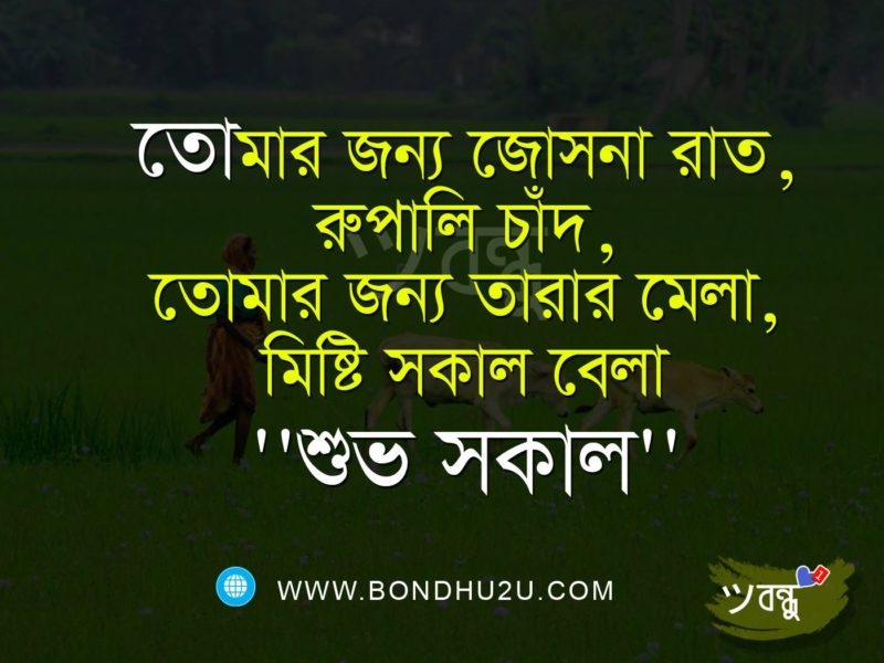 Good Morning Wishes In Bengali Pictures, Images, Good Morning Sms In Bangla For Girlfriend And Boyfriend, Shuvo Sokal Bangla Sms Kobita, Bengali English Sms, Good Morning Sms, Suprovat Sms